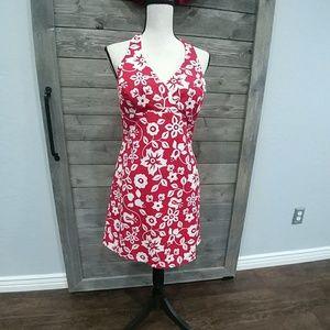 Dresses & Skirts - RED REVERSIBLE TANK DRESS 💋💋 CUSTOM MADE